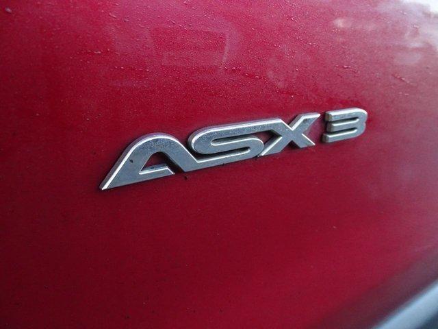 USED 2012 12 MITSUBISHI ASX 1.8 DI-D 3 5d 147 BHP LOW TAX-FSH-1 OWNER