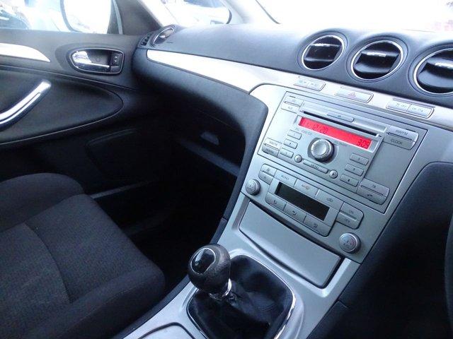 USED 2007 56 FORD S-MAX 2.0 ZETEC TDCI 5d 143 BHP LONG MOT 1 OWNER CAR