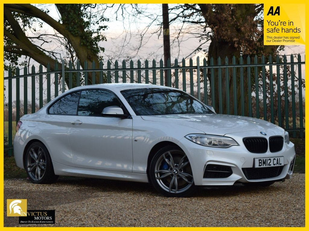 USED 2014 12 BMW M235I 3.0 M235I 2d AUTO 322 BHP