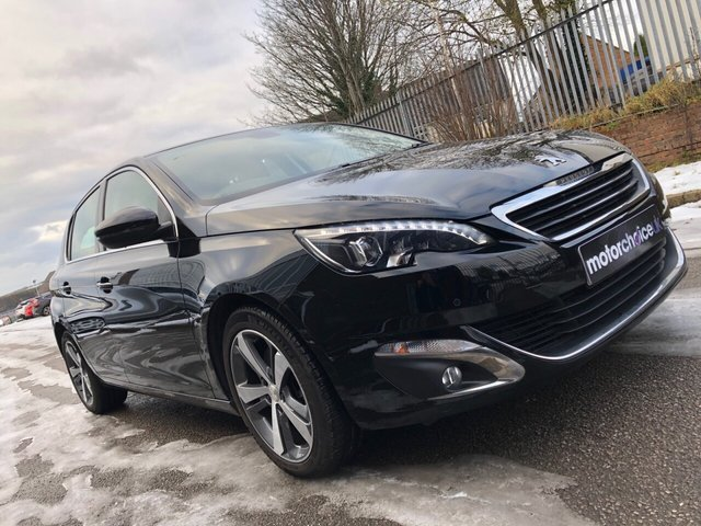 USED 2016 66 PEUGEOT 308 2.0 BLUE HDI S/S ALLURE 5d 150 BHP