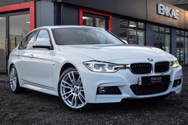 2017 17 BMW 3 SERIES 2.0 320I M SPORT 4d 181 BHP