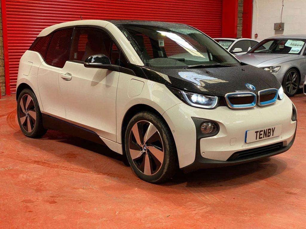 USED 2015 65 BMW I3 0.6 I3 RANGE EXTENDER 60AH 5d 168 BHP