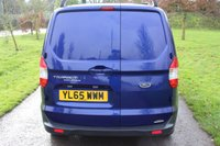 USED 2016 65 FORD TRANSIT COURIER 1.6 TREND TDCI 94 BHP NO VAT TREND AIR CON WARRANTY INCLUDED