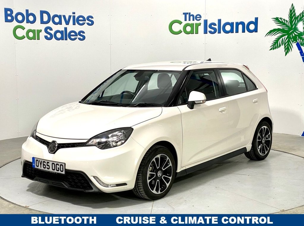 USED 2015 65 MG 3 1.5 3 STYLE VTI-TECH 5d 106 BHP Bluetooth Park Sensors Upgrade Alloys only 10000 miles