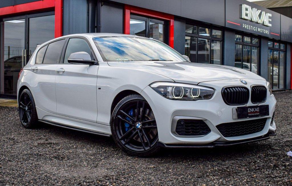 USED 2018 68 BMW 1 SERIES 3.0 M140I SHADOW EDITION 5d 335 BHP