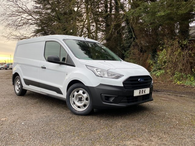 2018 68 FORD TRANSIT CONNECT 1.5 210 BASE TDCI 100 BHP L2 LWB
