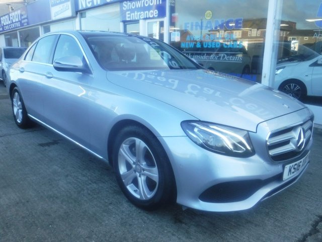 USED 2016 16 MERCEDES-BENZ E-CLASS 2.0 E 220 D SE PREMIUM 4d 192 BHP *** FINANCE & PART EXCHANGE WELCOME *** £ 20 A YEAR ROAD TAX SAT/NAV ELECTRIC PANORAMIC ROOF FULL BLACK LEATHER HEATED SEATS
