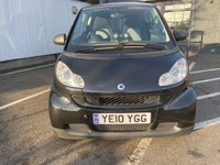 USED 2010 10 SMART FORTWO 1.0 PULSE MHD 2d 71 BHP