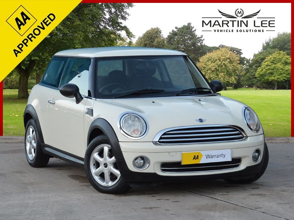 USED 2010 60 MINI HATCH ONE 1.6 ONE 3d 98 BHP STUNNING EXAMPLE LOW MILEAGE MINI ONE
