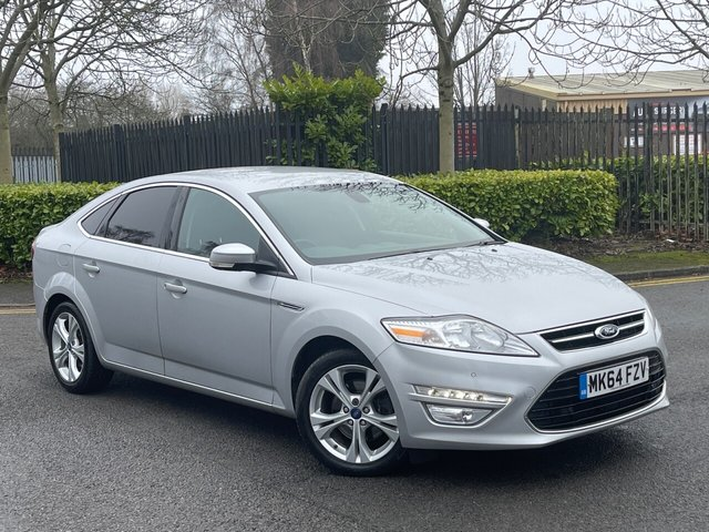 2014 64 FORD MONDEO 2.0 TITANIUM X BUSINESS EDITION TDCI 5d 161 BHP