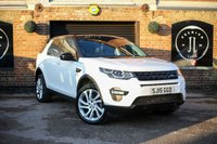 USED 2015 15 LAND ROVER DISCOVERY SPORT 2.2 SD4 HSE 5d AUTO 190 BHP