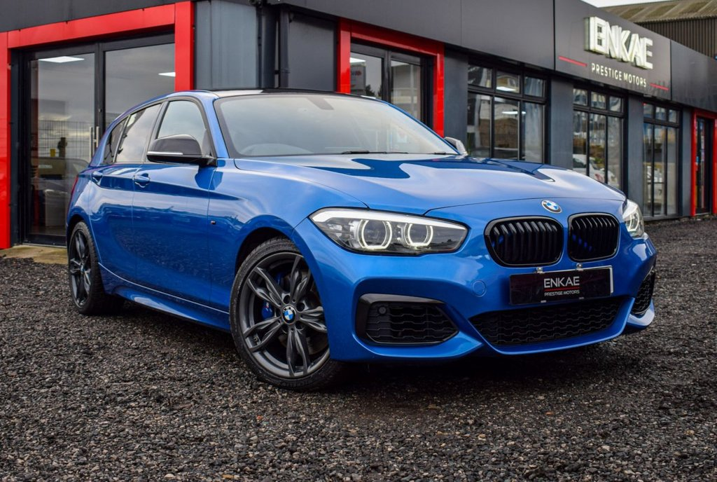 USED 2018 68 BMW 1 SERIES 3.0 M140I SHADOW EDITION 5d 335 BHP