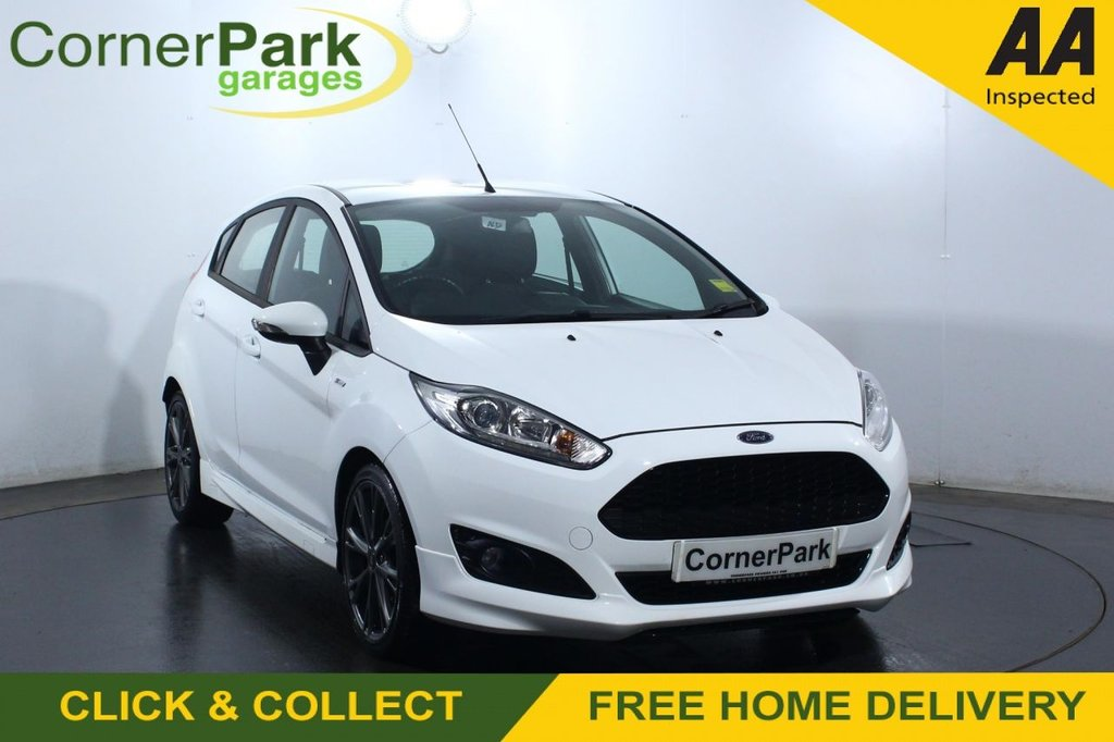 USED 2017 66 FORD FIESTA 1.0 ST-LINE 5d 124 BHP