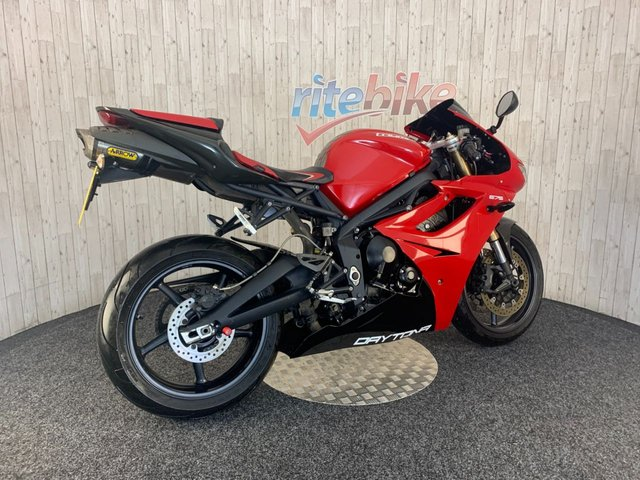 TRIUMPH DAYTONA 675 at Rite Bike