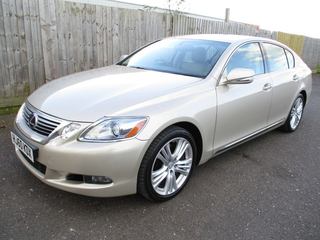 USED 2011 60 LEXUS GS 3.5 450H SE 4d AUTO 345 BHP
