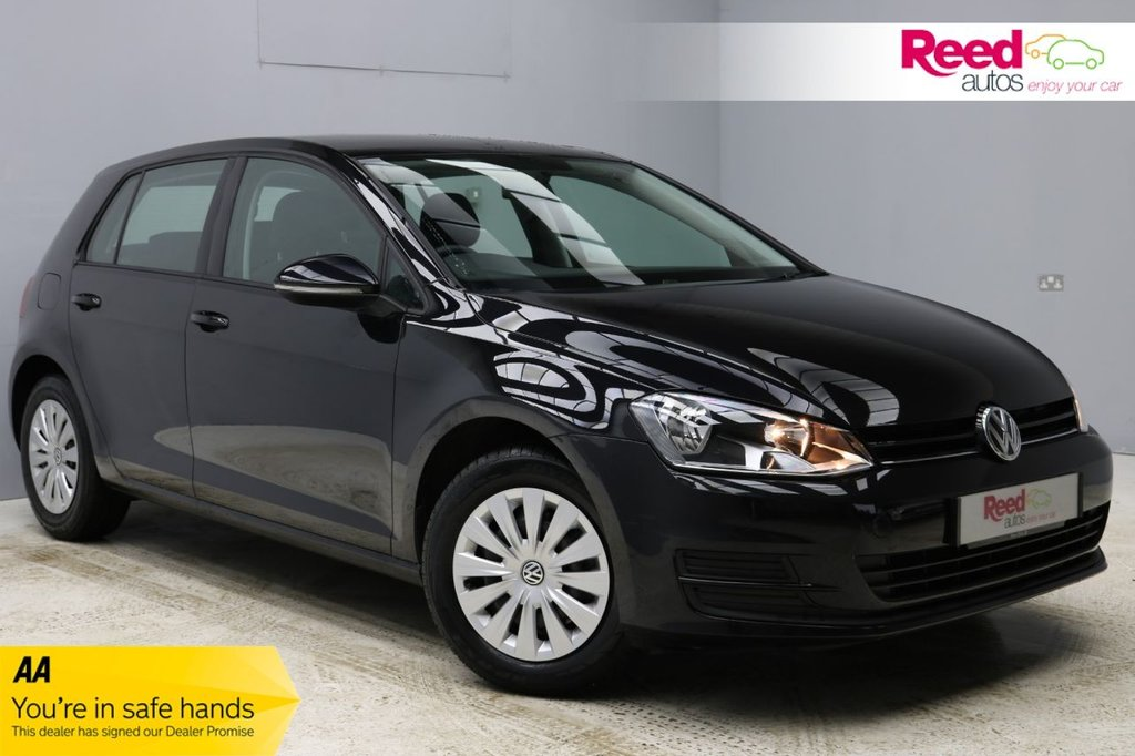 USED 2017 66 VOLKSWAGEN GOLF 1.4 S TSI BLUEMOTION TECHNOLOGY DSG 5d 124 BHP