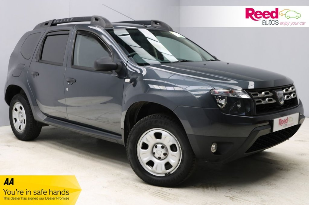 USED 2015 15 DACIA DUSTER 1.5 AMBIANCE DCI 5d 107 BHP