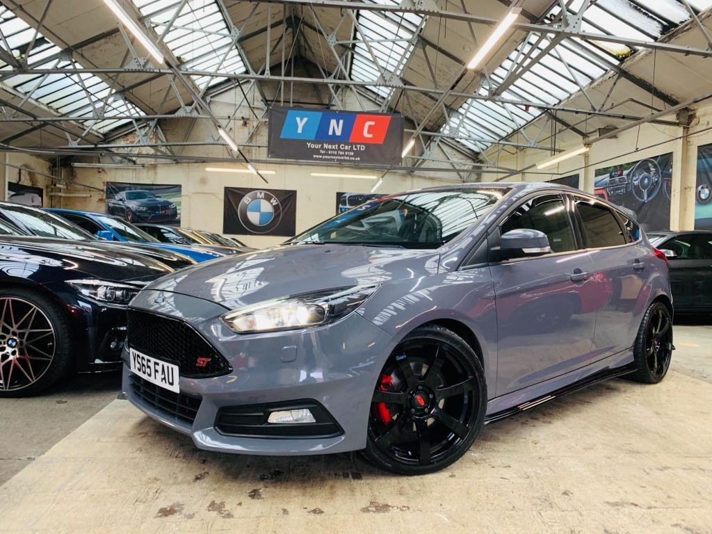 USED 2015 65 FORD FOCUS 2.0 TDCi ST-3 (s/s) 5dr STUNNING ST- 3 TDCI ++ HTDLTHR