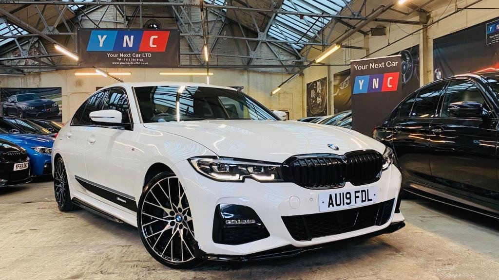 USED 2019 19 BMW 3 SERIES 2.0 320d M Sport Auto (s/s) 4dr BMWMPERFORMANCE!+TECHPACK+20S!