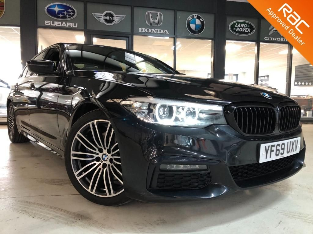 USED 2019 69 BMW 5 SERIES 3.0 530d M Sport Auto xDrive (s/s) 4dr Complementary 12 Months RAC Warranty and 12 Months RAC Breakdown Cover Also Receive a Full MOT With All Advisory Work Completed, Fresh Engine Service and RAC Multipoint Check Before Collection/Delivery