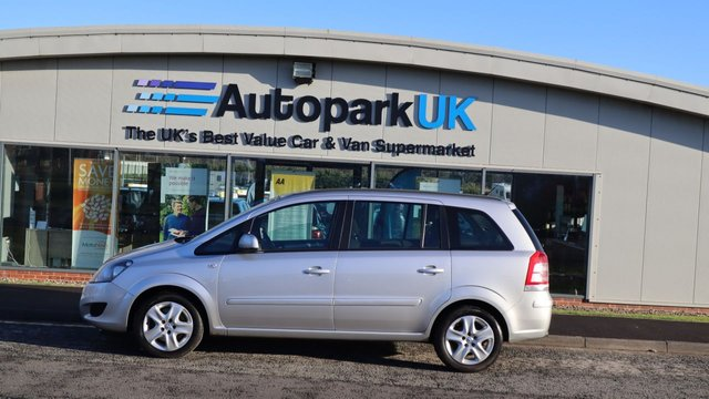 USED 2013 62 VAUXHALL ZAFIRA 1.7 EXCLUSIV NAV CDTI 5d 123 BHP . LOW DEPOSIT OR NO DEPOSIT FINANCE AVAILABLE . COMES USABILITY INSPECTED WITH 30 DAYS USABILITY WARRANTY + LOW COST 12 MONTHS ESSENTIALS WARRANTY AVAILABLE FROM ONLY £199 (VANS AND 4X4 £299) DETAILS ON REQUEST. ALWAYS DRIVING DOWN PRICES . BUY WITH CONFIDENCE . OVER 1000 GENUINE GREAT REVIEWS OVER ALL PLATFORMS FROM GOOD HONEST CUSTOMERS YOU CAN TRUST .