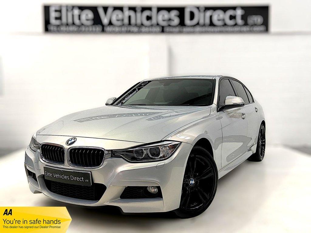 USED 2012 62 BMW 3 SERIES 2.0 320I XDRIVE M SPORT 4d 181 BHP