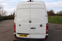 USED 2015 15 VOLKSWAGEN CRAFTER 2.0 CR35 TDI H/R P/V 107 BHP TRADE SALE NO WARRANTY GIVEN PX PRICED TO MOVE ON