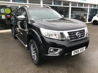 USED 2016 16 NISSAN NP300 NAVARA 2.3 DCI TEKNA 4X4 4dr 5 Seat Double Cab Pickup AUTO with Massive High Spec and NO VAT TO PAY Ready to Finance and Drive Away Today 2 Former Keepers