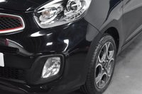 USED 2013 13 KIA PICANTO 1.2 EQUINOX 3d 85 BHP (£20 ROAD TAX - LEATHER)