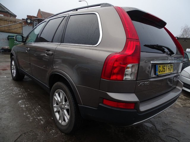 USED 2007 57 VOLVO XC90 2.4 D5 SE 5d 183 BHP AUTOMATIC 7 SEATER