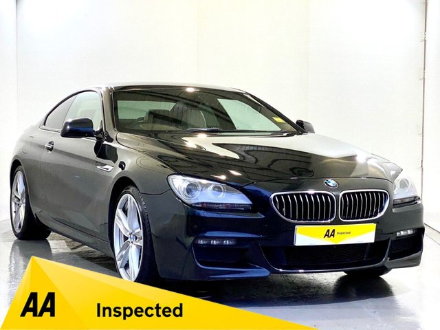 USED 2012 62 BMW 6 SERIES 3.0 640D M SPORT 2d 309 BHP