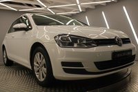 USED 2014 64 VOLKSWAGEN GOLF 1.6 SE TDI BLUEMOTION TECHNOLOGY 5d 103 BHP 6 SERVICES, DAB, BLUETOOTH