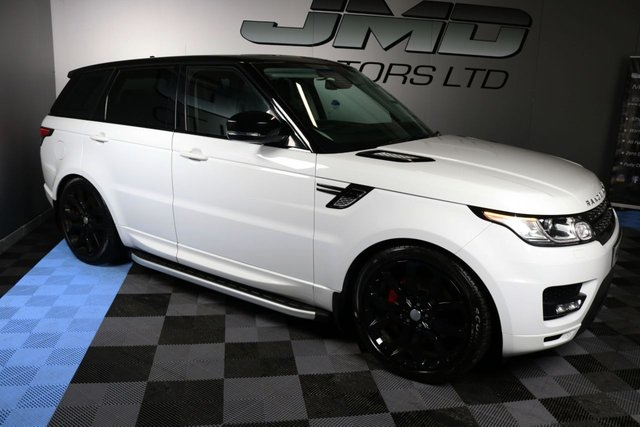 USED 2015 LAND ROVER RANGE ROVER SPORT LATE 2015 LANDROVER RANGEROVER SPORT HSE DYNAMIC S BLACK EDITION AUTO 288 BHP ( FINANCE & WARRANTY)