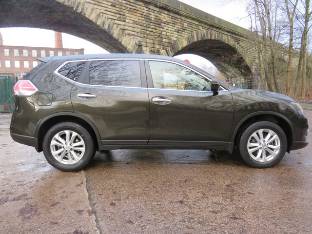 USED 2014 64 NISSAN X-TRAIL 1.6 DCI ACENTA XTRONIC 5d 130 BHP