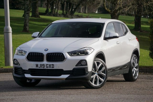 BMW X2 at Tim Hayward Car Sales