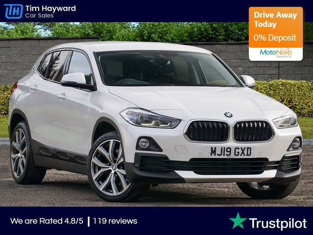 View our BMW X2
