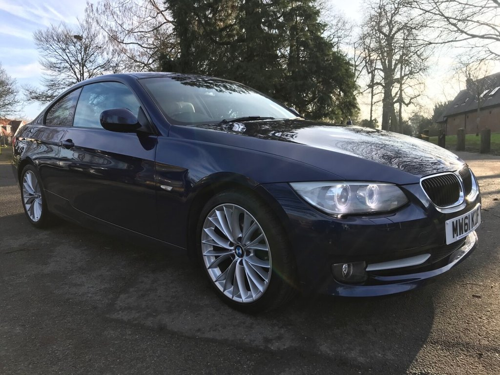 USED 2012 61 BMW 3 SERIES 2.0 318I SE 2d 141 BHP Over £5K's Of Optional Equitment.