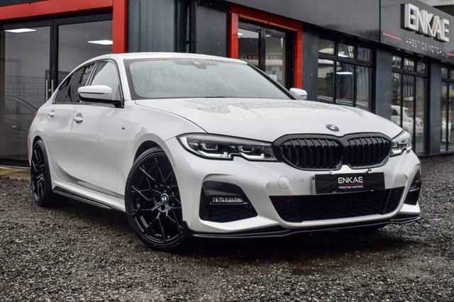 2019 69 BMW 3 SERIES 2.0 320I M SPORT 4d 181 BHP