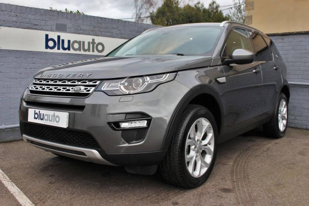 USED 2016 16 LAND ROVER DISCOVERY SPORT 2.0 TD4 HSE 5d 180 BHP 1 Owner, Land Rover History, £1800 of Extras, £150 Tax
