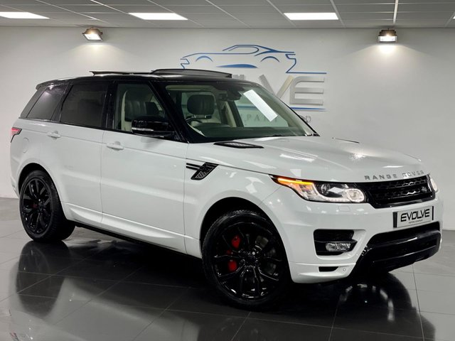 2014 64 LAND ROVER RANGE ROVER SPORT 3.0 SDV6 AUTOBIOGRAPHY DYNAMIC 5d 288 BHP