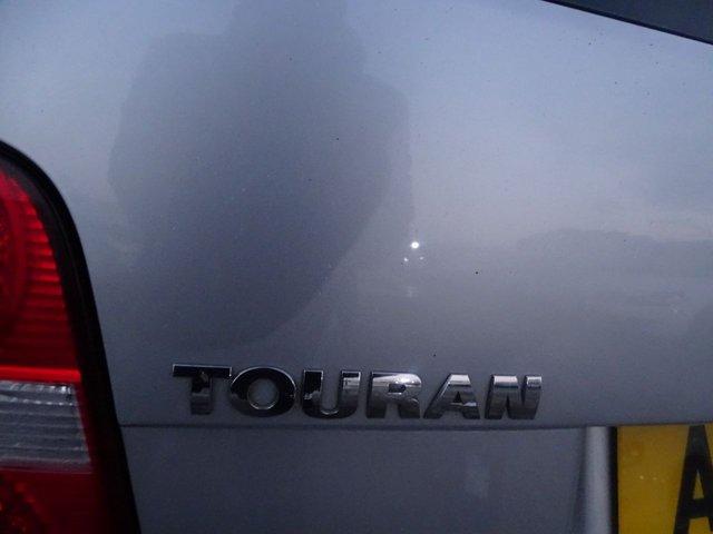 USED 2005 55 VOLKSWAGEN TOURAN 2.0 SE TDI 7 STR 5d 138 BHP 7 SEATER GOOD CONDITION