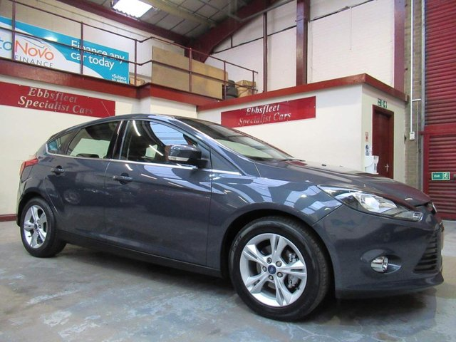 USED 2011 61 FORD FOCUS 1.6 Ti-VCT Zetec 5dr ***44000 MILES S/HISTORY***