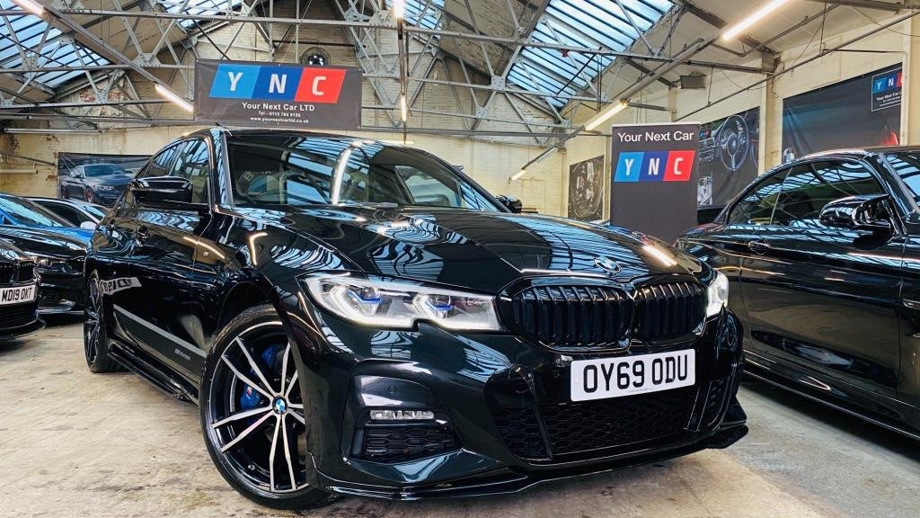 USED 2019 69 BMW 3 SERIES 2.0 330e 12kWh M Sport Auto (s/s) 4dr TECH,M,PARKINGPACKS!!+G20330E!