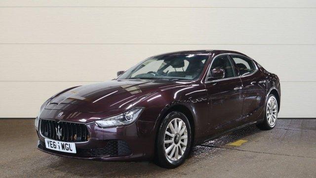 MASERATI GHIBLI at Tim Hayward Car Sales