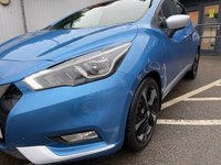 USED 2018 68 NISSAN MICRA 1.5 DCI N-CONNECTA 5d 90 BHP DUE IN SOON, RESERVE ONLINE