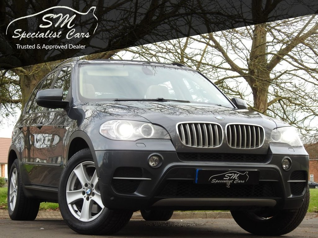 USED 2012 62 BMW X5 3.0 XDRIVE40D SE 5d 302 BHP HUGE SPEC LEATHER PAN ROOF 7 SEATS