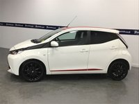 USED 2017 17 TOYOTA AYGO 1.0 VVT-I X-PRESS 5d 70 BHP (1 OWNER - SPECIAL EDITION)