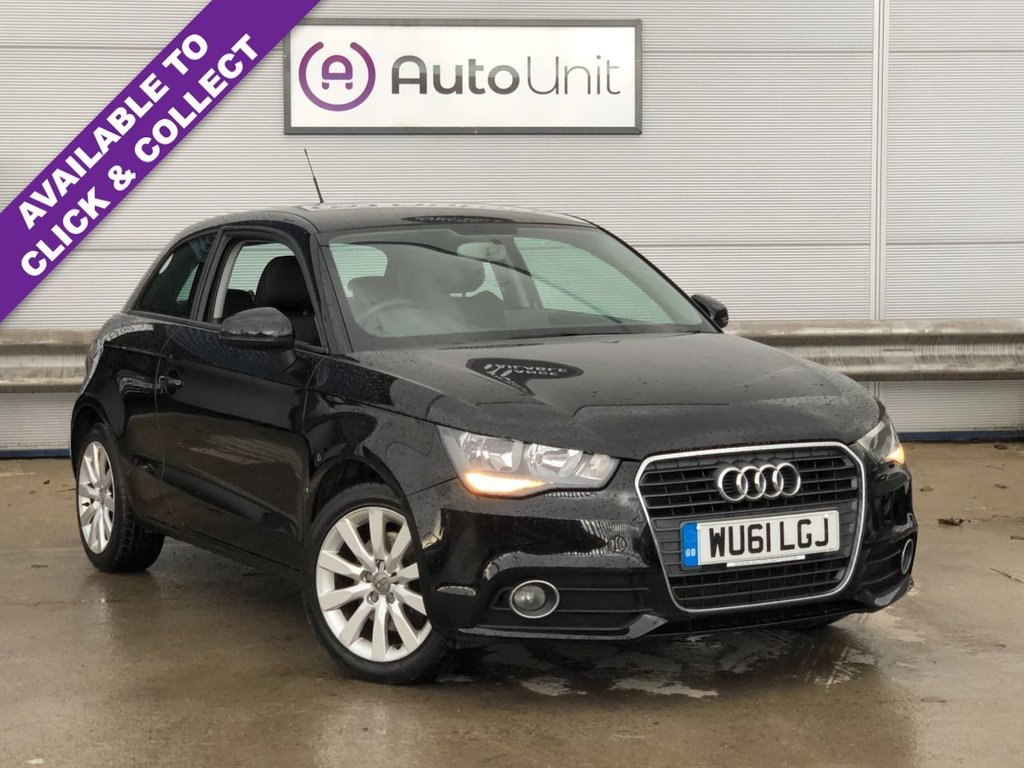 USED 2011 61 AUDI A1 1.4 TFSI SPORT  JUST SERVICED | AIR CONDITIONING | BLUETOOTH | LEATHER STEERING WHEEL