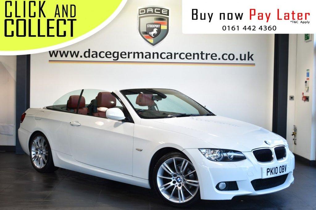 USED 2010 10 BMW 3 SERIES 2.0 320I M SPORT 2DR 168 BHP