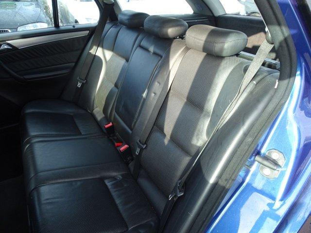 USED 2006 55 MERCEDES-BENZ C-CLASS 2.1 C220 CDI AVANTGARDE SE 5d 148 BHP ESTATE